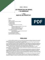 Sicre Jose -Profetas