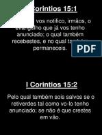 I Corintios - 015