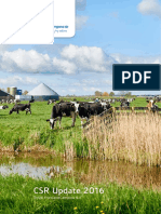 FrieslandCampina CSR Update 2016