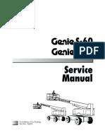 JlG S 65 Service