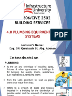 163 BEC206 IEN00933 8925 516 4.0 Plumbing Equipment and Systems