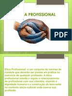 perfil etica profissional