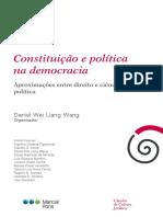 Constituicao e Politica Na Democracia Daniel Wei Liang Wang