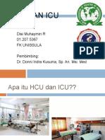 Dokumensaya.com Hcu Dan Icu