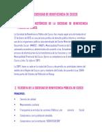 LA SOCIEDAD DE BENEFICENCIA DE CUSCO - Cristobal Ramirez.docx