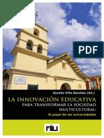 Innovación educativa para transformar la sociedad multi cultural.pdf