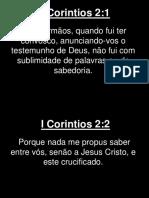 I Corintios - 002