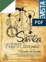 Revista Banda Do Samba 04 - Dicionario de Acordes