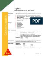 Resina Epoxica Multiproposito Sika Epoxypiso