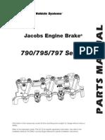 JACOBS BRAKE 790,795,797