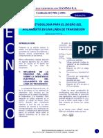 Boletín # 7 Diseño Aislamiento Lineas Transmision II