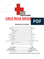 Cruz Roja Directorio Feb 2017