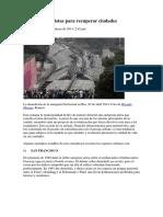 Demoler Autopistas Para Recuperar Ciudades