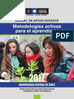 UCEN - Manual Metodologías Activas