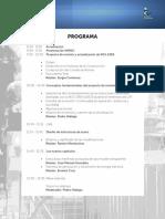 Programa Seminario Norma NCh 2369 IC