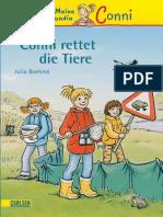 Boehme Julia Conni Rettet Die Tiere