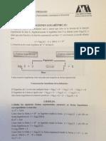 C Funciones Logaritmicas