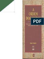 A ordem dos livros Roger Chartier.pdf