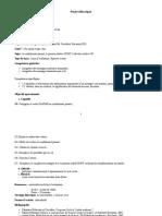 Projet Didactique Test Clasa a VIII-A