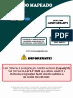 Tá Tudo Mapeado - Direito Administrativo - Controle, Improbidade e Processo Administrativo - Diego Martins.pdf