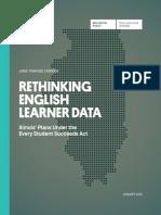 Rethinking Data IL