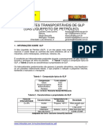 RecipientesTranportaveis de GLP