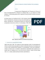 Concentracion de Tierras, Proyecto Mopan