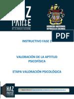 Instructivo Valoracion Psicologica 05072017
