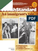 Jewish Standard, January 12, 2018