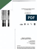 IMPRIMIR PP. 4-10 JAVIER DELGADILLO Actualidad de la investigación regional en el México central