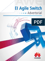 HUAWEI Agile Switch Advertorial