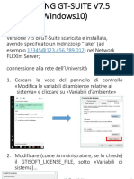 Original Licensing GTSuite
