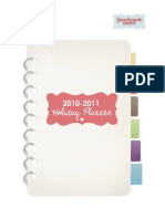 Holiday Marketing Planner