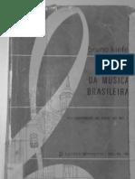 Kiefer, B - Historia Da Musica Brasileira - 1970