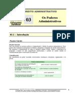 ADM 03 - Os Poderes Administrativos(3).pdf