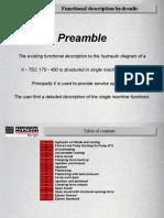 Functional Description HD GB