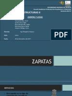 Zapatas y Losas Expo