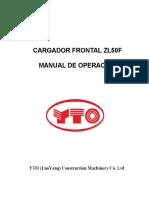 Manual de Operacion ZL50F - Revisado OK
