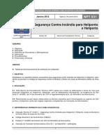 NPT 031 Segurança contra Incêndio para Heliponto e Heliporto.pdf
