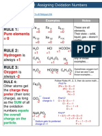 tool assigningoxidationnumbers