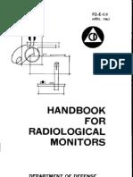 1963 Manual - Handbook for Radio Logical Monitors[1]