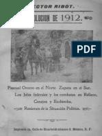La Revolucion de 1912