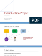 Project 4 Auction Spec