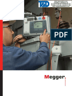 Megger Guide to Cable Insulation Testing Above 1kV