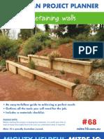 MP PDF 68 Retaining Walls