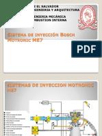 Sistemas de Inyeccion Motronic Me7