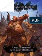 Ultimate Bestiary - Revenge of the Horde