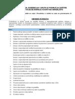 Dokumentacija i Obveze Izvođača Radova