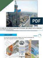 Ing. Badin Mallqui - El BIM en La Nueva Sede Institucional Del Banco de La Nación