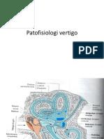 Patofisiologi Vertigo